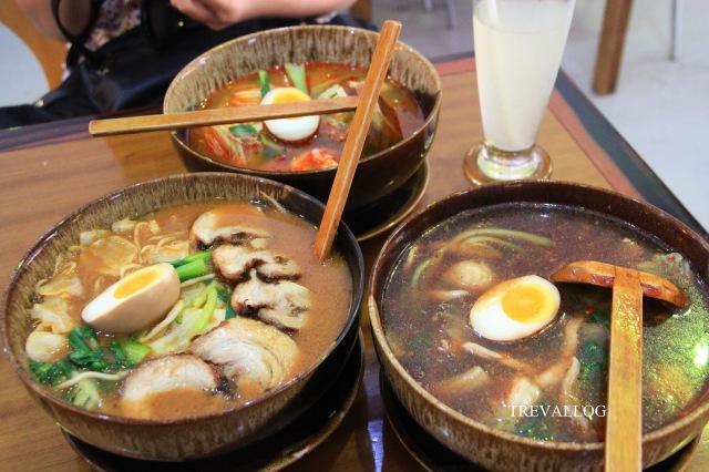 Japanese food in Yangon, Myanmar