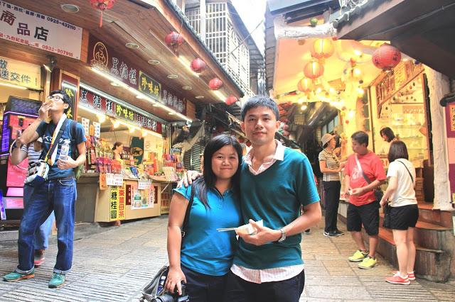 Jiufen Old Street, Taiwan