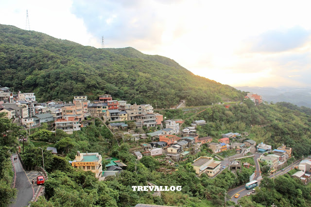City of Jiufen, Taiwan