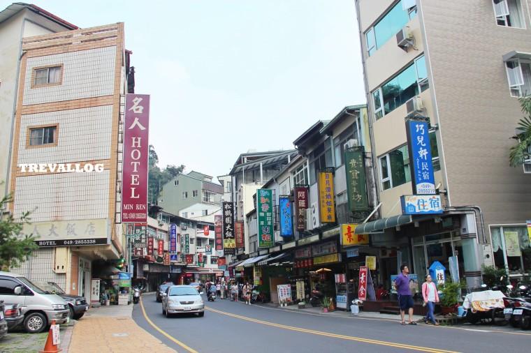 Shuishe Village at Sun Moon Lake, Taiwan