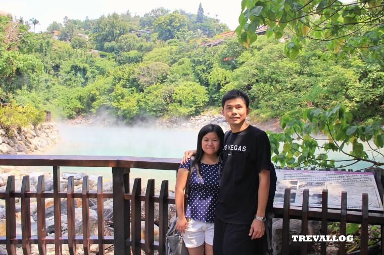 Thermal Valley, Beitou, Taipei, Taiwan