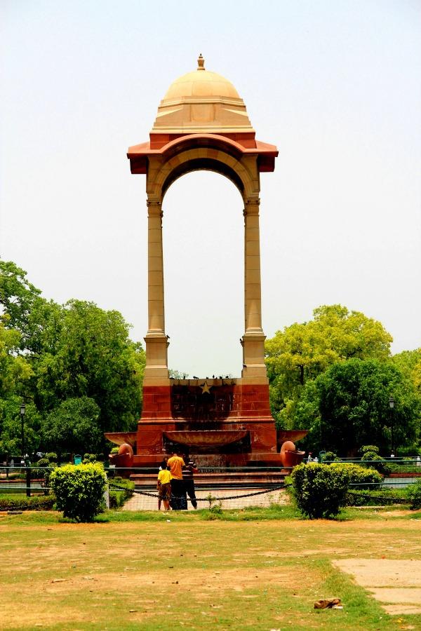 Near India Gate, New Delhi