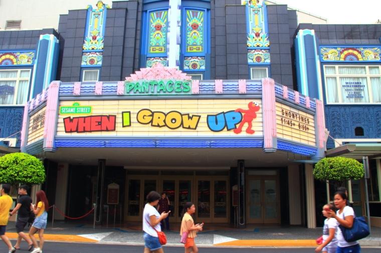 Sesame Street Show at Universal Studios Singapore