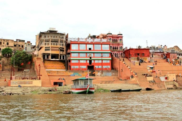Vijayanagaram Ghat, Varanasi, India