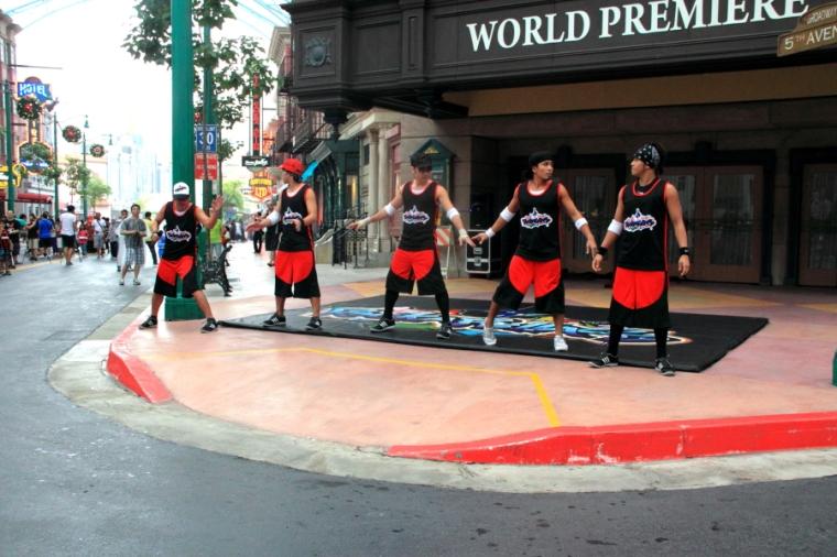 Rockafellas at Universal Studios Singapore