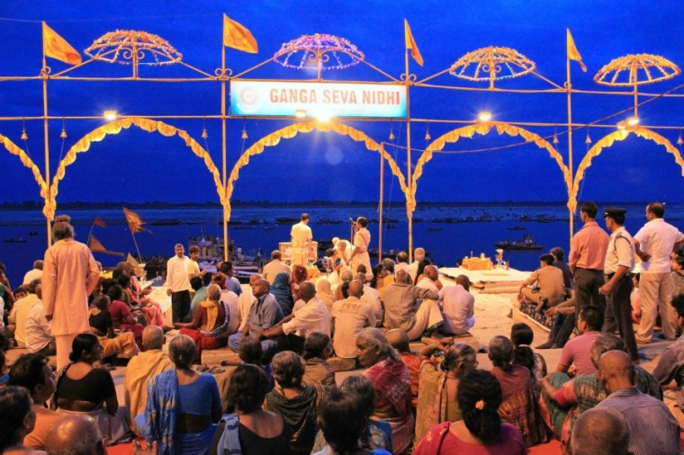 Event by Ganga Seva Nidhi, Varanasi, India