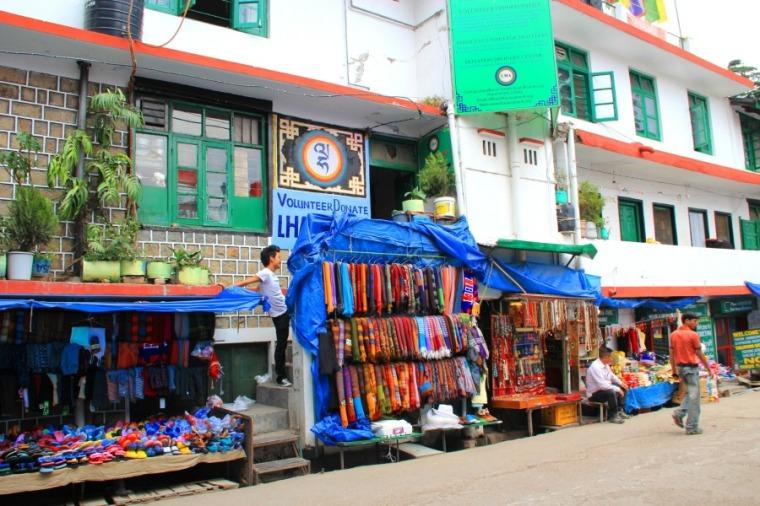 LHA Charitable Trust at McLeod Ganj, Dharamsala, India