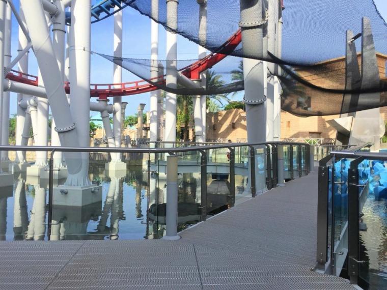 Shortcuts in Universal Studios Singapore