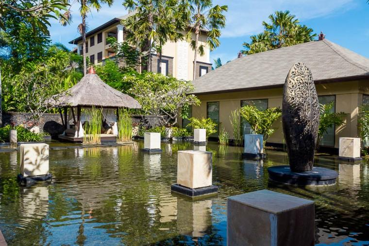 Pool at Remede Spa, St Regis Resort, Nusa Dua, Bali