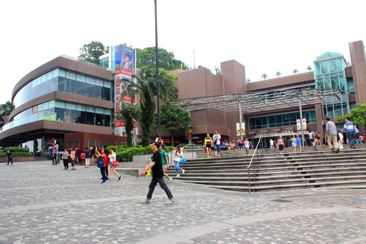 The Peak Galleria, Hong Kong