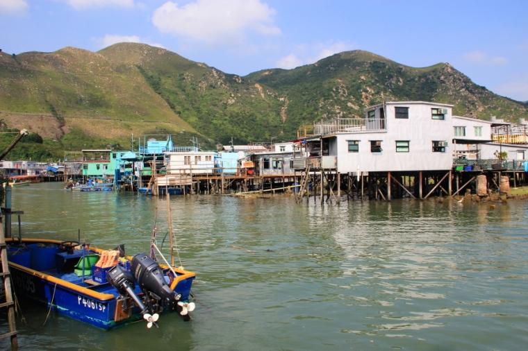 Tai O Fishing Village Stilt houses, Hong Kong
