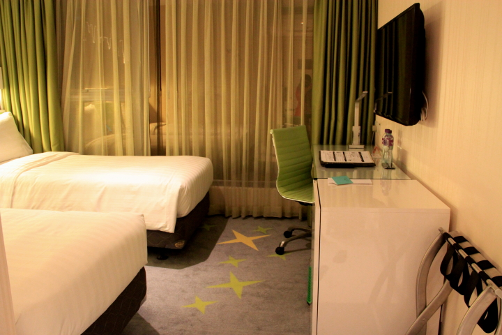 Room at Dorseet Tsuen Wan, Hong Kong