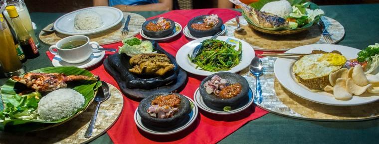 Ulam Restaurant, Nusa Dua, Bali