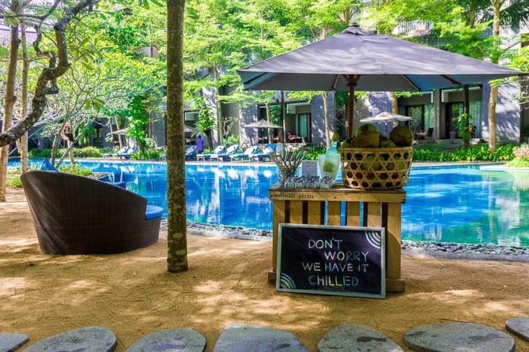 Swimming pool, Courtyard Marriott Nusa Dua Bali