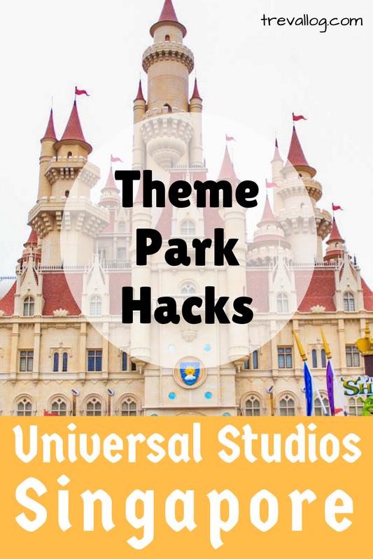 Universal Studios Singapore - theme park guides and hacks