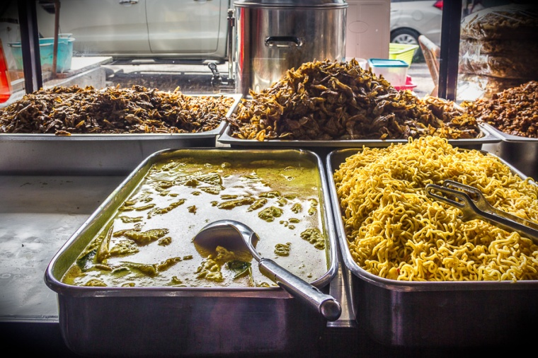 Nasi Pedas Ibu Andika, Kuta, Bali