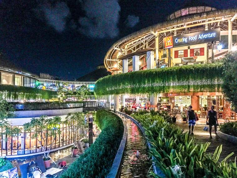 Final Night In Bali Warung Souvlaki Beachwalk Mall Tj S