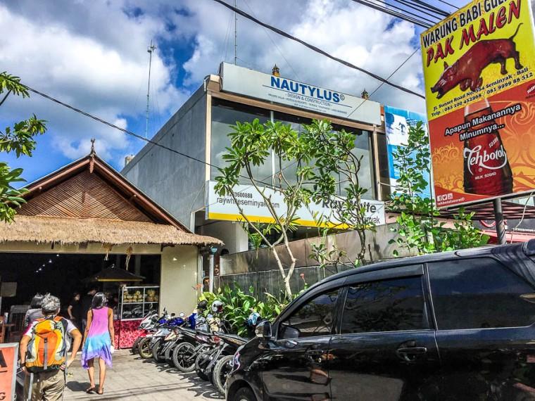 Babi Guling Pak Malen, Seminyak, Bali