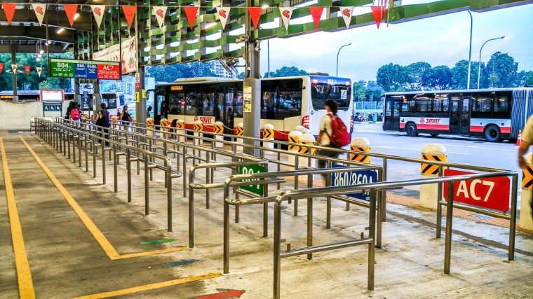 how to travel from singapore to johor bahru jb by public