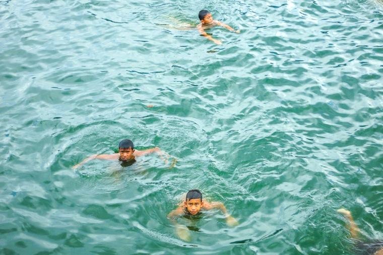 Ajibata, Lake Toba Samosir Tomok ferry