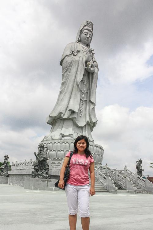 Vihara Avalokitesvara, Siantar
