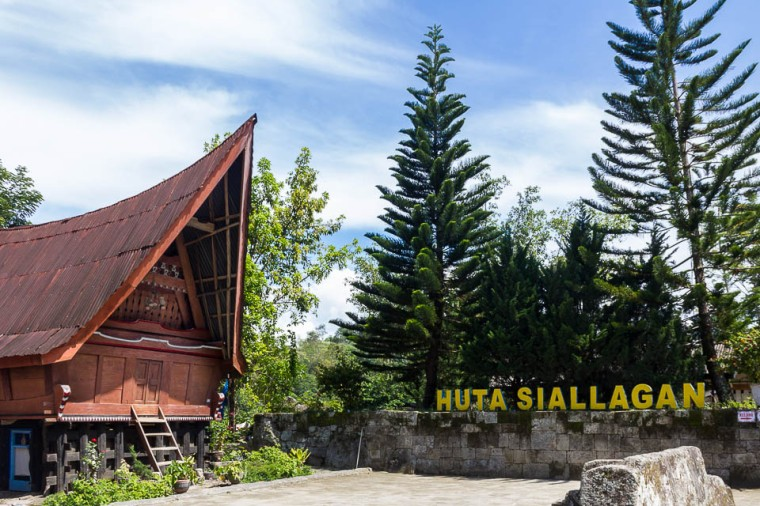 Huta Siallagan, Ambarita, Samosir, Lake Toba, Indonesia
