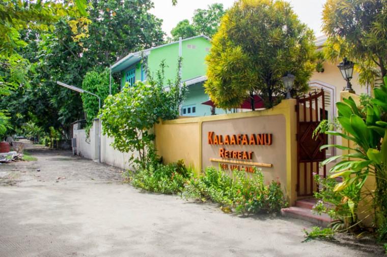 Kalaafaanu Retreat in Hangnaameedhoo, Maldives