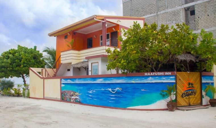 Maafushi Inn at Maafushi Maldives