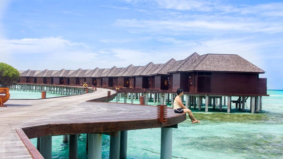 Olhuveli Beach Spa Resort Maldives Day Trip